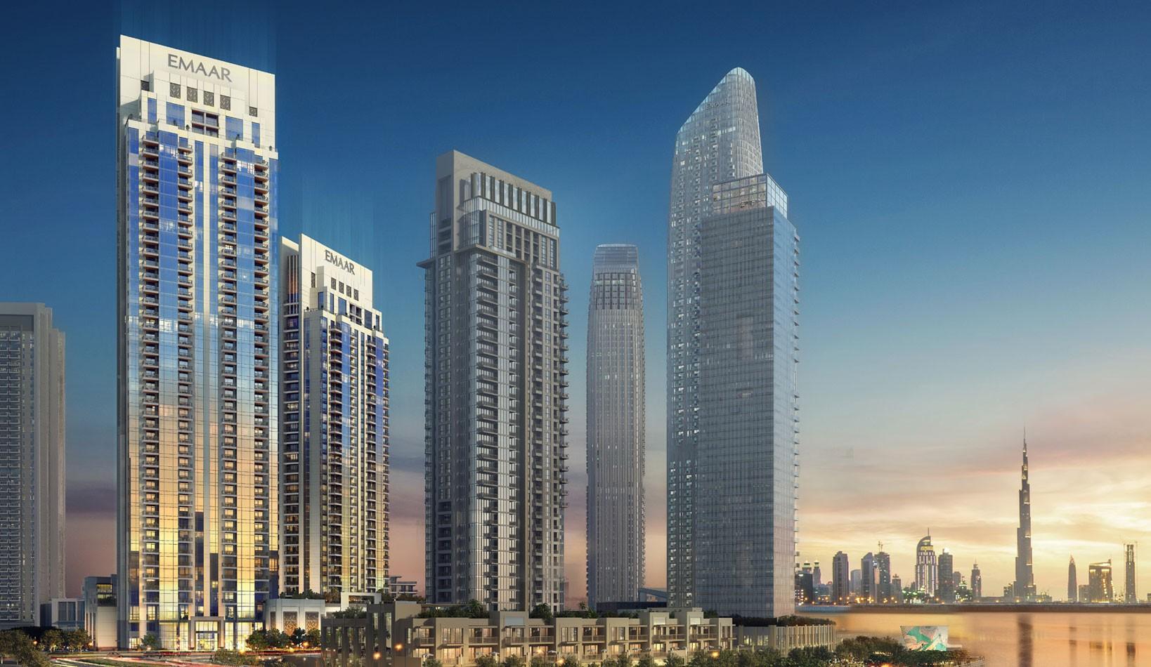 Dubai Creek Harbour - Dubai - OPD
