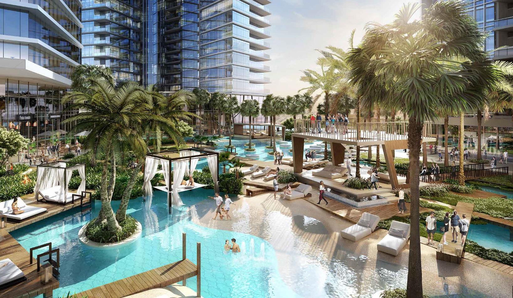 Aykon City Dubai - Dubai - OPD